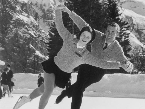Romance on the ice