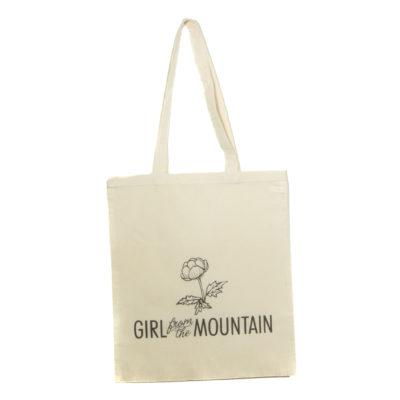Shopper Girl from the mountain
