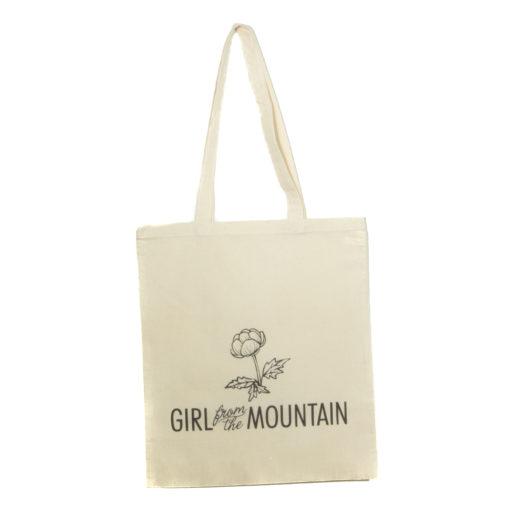 Shopper Girl from the mountain