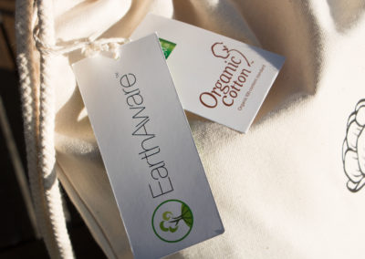 gymbag closeup organic label-2