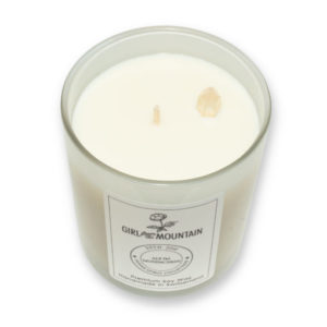 Alp in the moonlight scented candle