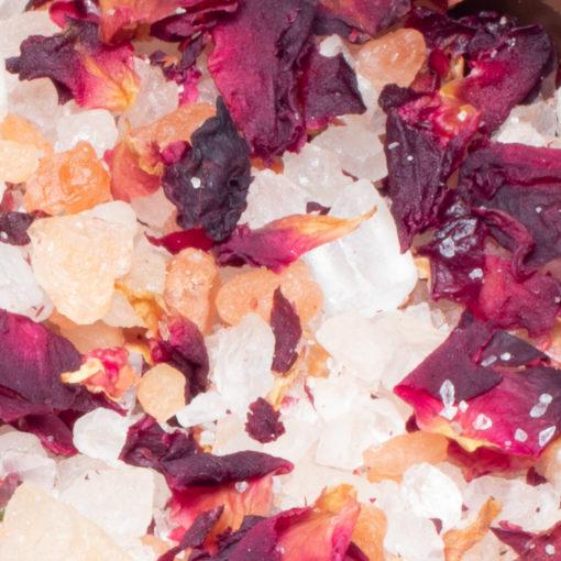 Bath salts rose quartz