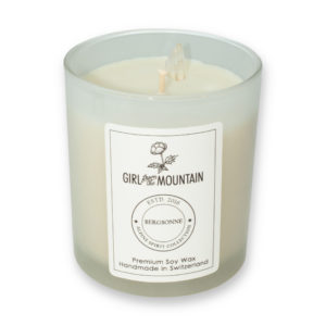 Bergsonne scented candle