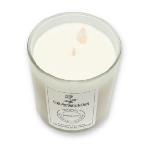 Mountain sun scented candle