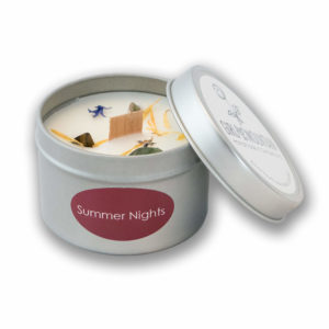Summer Nights travel candle (anti-mosquito)