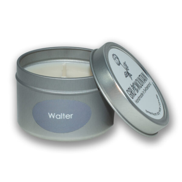 Scented candle Walter swiss made
