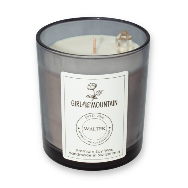 Scented candle Walter Schweiz girl from the mountain