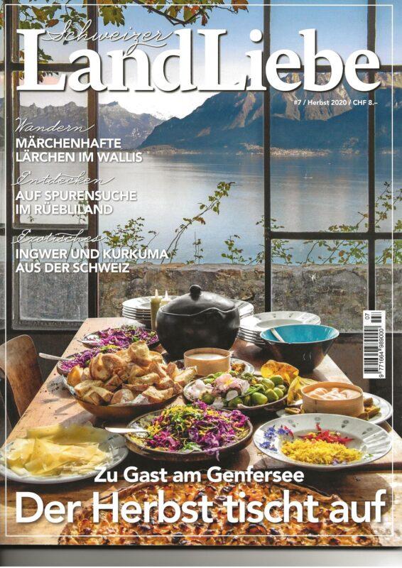 Landliebe Cover_Schweiz 2020