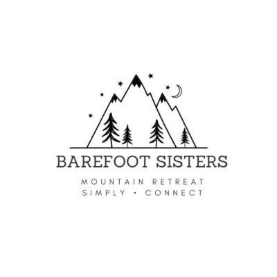 logo barefoot sisters